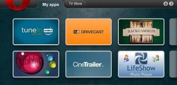 Debut TV Opera di Smart TV LG
