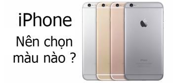 iPhone - który kolor jest najlepszy?