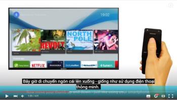 Risolvi lerrore di non utilizzare il tocco remoto NFC sui televisori Sony