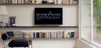 Aplikasi YouView pertama kali dilengkapi dengan TV Sony