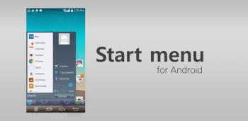 How to create a Star Menu of Windows 8 on an Android device