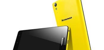 Lenovo K3 giallo limone lanciato ufficialmente