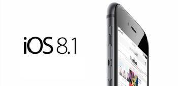Tidak dapat menurunkan ke iOS 8.1 jika anda terlepas peningkatan ke iOS 8.1.1