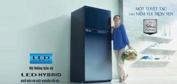 Antimikrobielle Technologie bei Toshiba-Kühlschränken