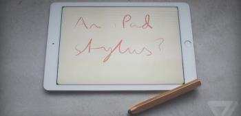 Plant Apple, ein iPad Pro mit einem Stift herzustellen?