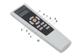 Istruzioni su come programmare il condizionatore daria Sharp