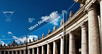 Erfahren Sie mehr über die Micro Dimming Pro-Technologie auf Samsung-Fernsehgeräten