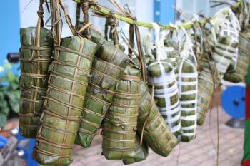 Tipps zur Konservierung von Banh Chung - Banh Tet sicher, nicht muffig während Tet