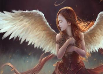 En güzel melek resmi topluluğu