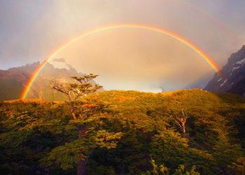 Kaçırılmaması gereken dünyanın en güzel gökkuşağı görüntülerinin derlenmesi