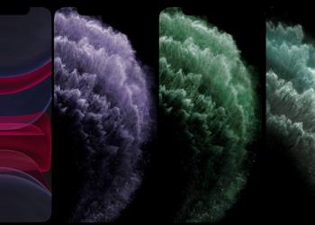 ملخص أجمل خلفيات آيفون Iphone 11 و Iphone 11pro و Iphone 11pro max