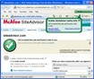McAfee SiteAdvisor for Firefox 26.6