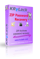KRyLack Password Recovery