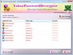 YahooPasswordDecryptor