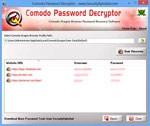 Comodo Password Decryptor