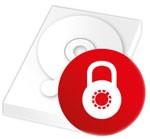 Secured eDisk