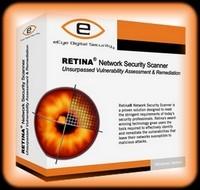 Retina Network Security Scanner