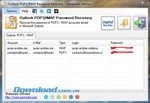 Outlook POP3 / IMAP Password Recovery