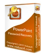 Vodusoft PowerPoint Password Recovery