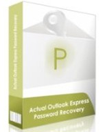 Actual Outlook Express Password Recovery