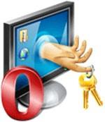 Opera Password Recovery Master
