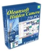 Hidden Camera 250x1 Oleansoft