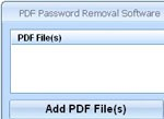 PDF Password Removal Software