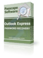 Passcape Outlook Express Password Recovery