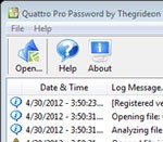 Quattro Pro Password Recovery