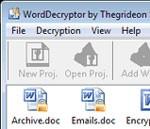Thegrideon WordDecryptor