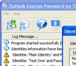 Outlook Express & Windows Mail Password Recovery