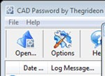 CAD Password Recovery