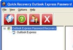 Quick Recovery Outlook Express Password