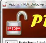 PDF Unlocker Appnimi