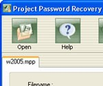 Project Password Recovery
