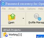 Calc Password Recovery