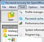 Impress Password Recovery