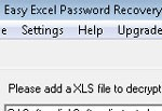 Easy Excel Password Recovery