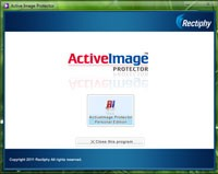 ActiveImage Protector Free Personal Edition