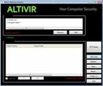 Malware Scanner AltiVir