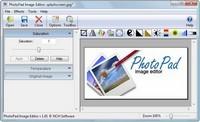 PhotoPad Image Editor for Pocket PC (Windows Sync)