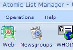 Atomic List Manager