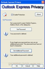 Outlook Express Privacy