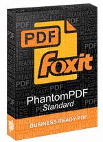 Foxit PhantomPDF Standard