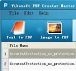 PDF Creator Vibosoft Master