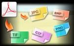 mini PDF to Image Converter
