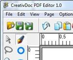 CreativDoc PDF Editor