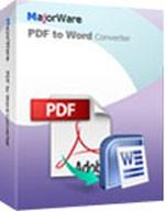 Majorware PDF to Word Converter