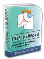 Docsmartz PDF to Word Converter