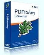 PDF to Any Converter OakDoc